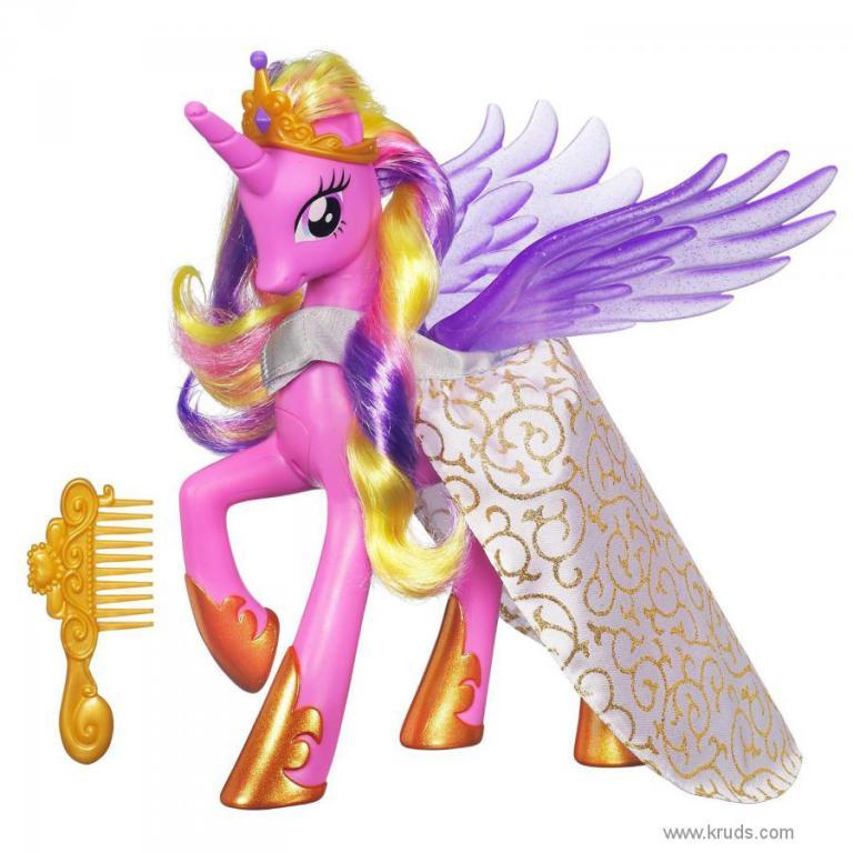Принцесса Каденс - Интерактивная лошадка Май Литл Пони ... Монстр Хай Куклы Лагуна Блю