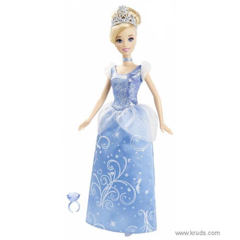 7bae2b00b70f35 Лялька Попелюшка в блискучому платті від Disney купити в Украині 430.00грн.  | Магазин Крудс