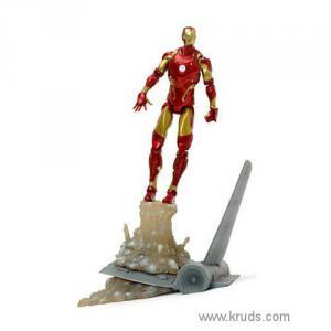 Фото Железный Человек - Коллекционная фигурка (Marvel Select Iron Man)
