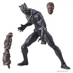 Фото Черная Пантера: Мстители (Series Black Panther) - фигурка Marvel Legends
