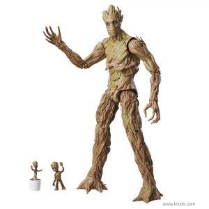 """Фото Грут - """"Стражи Галактики""""- Коллекционная фигурка Marvel Legends Guardians of the Galaxy Evolution"""