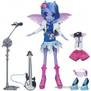 Фото Кукла Луна серия Rainbow Rocks - Девушки Эквестрии