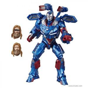 Фото Железный патриот (Iron Patriot) - фигурка Marvel Legends