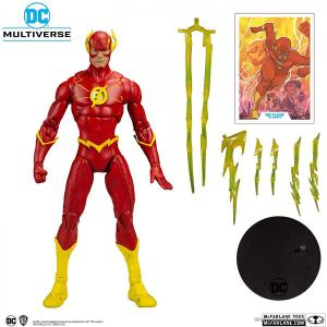Фото Фигурка Флэш - The Flash DC Comics Multiverse McFarlane