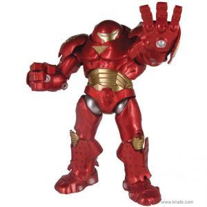 Фото Железный человек / Халкбастер - фигурка Marvel Select