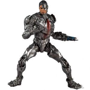 Фото Лига Справедливости: Киборг - Коллекционная фигурка DC McFarlane