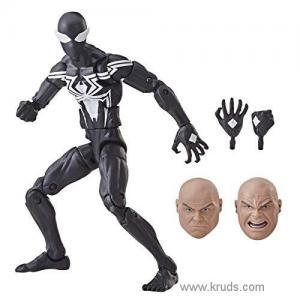 Фото Симбиот Человек-паук - фигурка Spider-Man Legends Series
