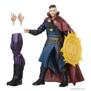 Фото Доктор Стрэндж - Коллекционная фигурка Marvel Legends Doctor Strange