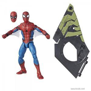 Фото Человек Паук - Коллекционная фигурка Marvel Legends Spider-Man: Homecoming