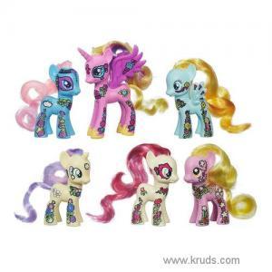 """Фото Нобор пони """"Цветочная коллекция - Магия дружбы""""  My Little Pony"""
