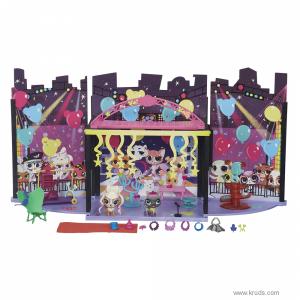 Фото За кулисами - Игровой набор Литл Пет Шоп LPS Hasbro