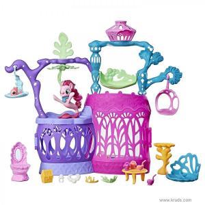 """Фото Подводный замок """"Мерцание"""" с Пинки Пай - Игровой набор Май Литл Пони"""