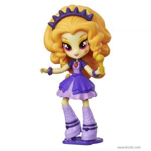 Фото Кукла Адажио Даззл серия Радужный Рок - мини кукла Эквестрия Герлз