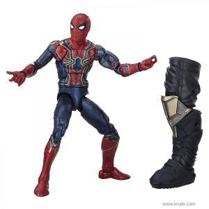 Фото Железный Человек-паук Marvel Legends Iron Spider