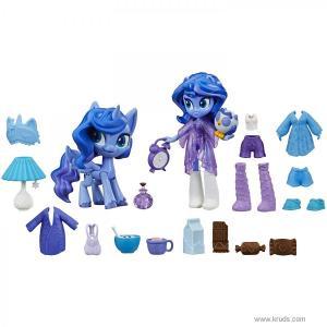 Фото Принцесса Луна - Набор мини-кукла и фигурка пони с 20 аксессуарами
