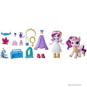 Фото Принцесса Каденс - Набор мини-кукла и фигурка пони с 20 аксессуарами