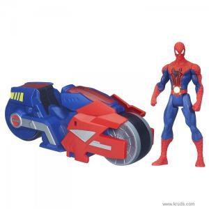 Человек паук 16 игрушек на странице