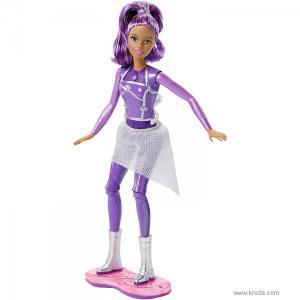 Фото Кукла Барби на ховерборде со световыми и звуковыми эффектами