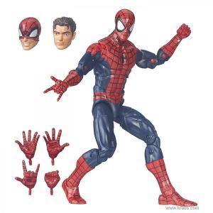 Фото Человек-паук 30 см - Коллекционная фигурка Marvel Legends