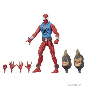 Фото Алый Паук - Коллекционная фигурка серия Marvel Legends