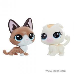 Фото Мини-пара домашних котят Littlest Pet Shop