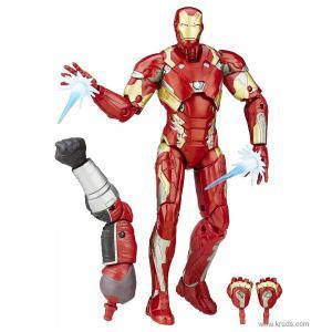 Фото Железный Человек - Коллекционная фигурка (Marvel Legends Iron Man  MК 46)