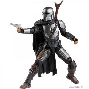 Фото Мандалорец: Star Wars The Black Series The Mandalorian