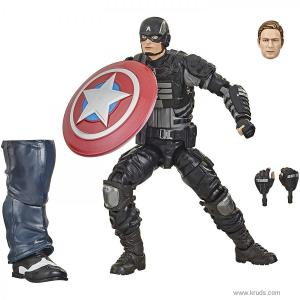 Фото Капитан Америка - Hasbro Marvel Legends Series Gamerverse Captain America