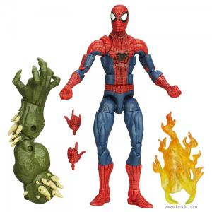 Фото Человек-Паук - Коллекционная фигурка серия Marvel Legends