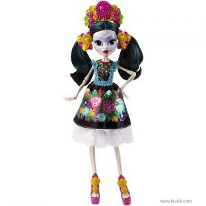 Фото Кукла Скелита Калаверас коллектор (коллекционная) - Монстер Хай
