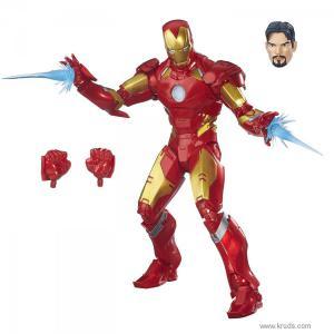 Фото Железный Человек - Коллекционная фигурка 30 см (Marvel Legends Iron Man)