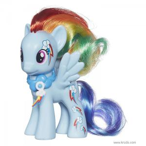 Фото Пони Рэйнбоу Дэш My Little Pony Cutie Mark Magic Rainbow Dash