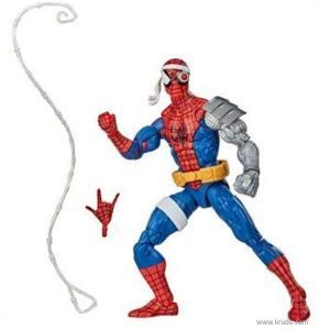 Фото Киборг Человек-Паук - фигурка Marvel Retro