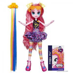 Фото Кукла Пинки Пай серия Стильные прически (Rocking Hairstyle)