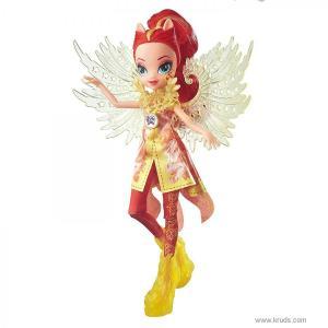 """Фото Кукла Сансет Шиммер """"Хрустальные крылья"""" - Девушки Эквестрии"""