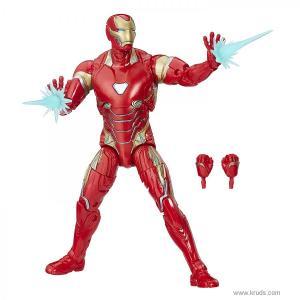 Фото Железный Человек Marvel Legends - Коллекционная фигурка Мстители: Война Бесконечности