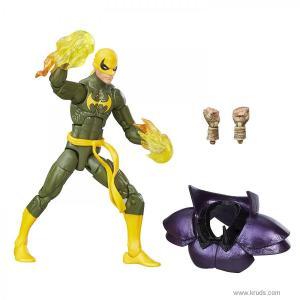 Фото Железный кулак (Iron Fist) - Коллекционная фигурка Marvel Legends