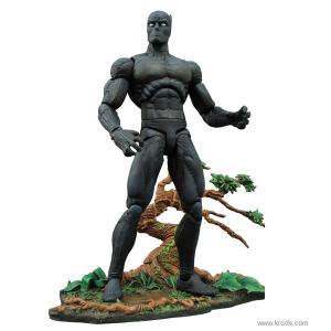 Фото Черная Пантера - Коллекционная фигурка (Marvel Select Black Panther)