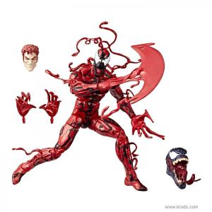 Фото Карнаж - Коллекционная фигурка Marvel Legends Carnage