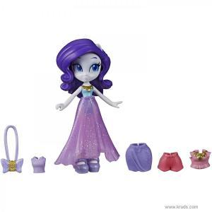 Фото Рарити - мини-кукла пони с аксессуарами