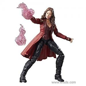 Фото Алая ведьма  - Коллекционная фигурка Marvel Legends Scarlet Witch