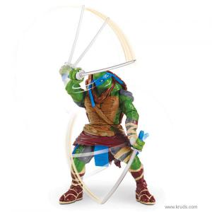 Фото Леонардо - Фигурка Черепашка-ниндзя с боевым оружием серия Movie