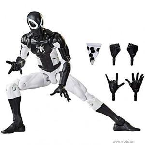 Фото Черно-белый Человек-паук фигурка Marvel Retro