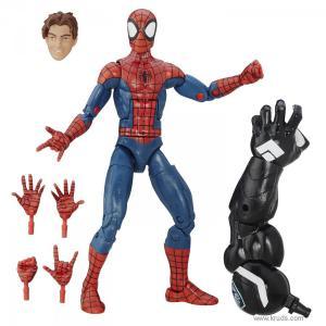 Фото Человек Паук Питер Паркер - Коллекционная фигурка Marvel Legends Spider-Man Peter Parker