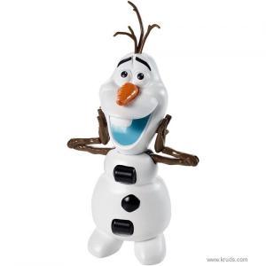 "Фото Снеговик Олаф ""Холодное сердце"" Mattel (скользящий, говорящий)"