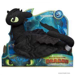 Фото Беззубик - мягкая игрушка дракон 35 см.
