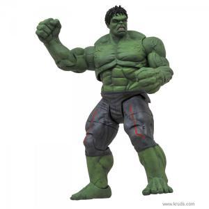 Фото Халк (Мстители) - Коллекционная фигурка (Marvel Select Hulk)