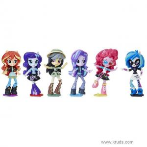 Фото Набор мини фигурок Девушек Эквестрии Equestria Girls Minis Movie Collection Set