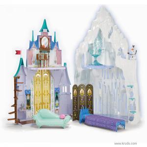 Фото Дворец и Ледяной замок Фрозен 2 в 1 для Анны и Эльзы
