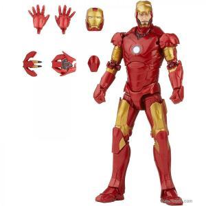 Фото Железный человек Mark 3 - экшн-фигурка Marvel Legends